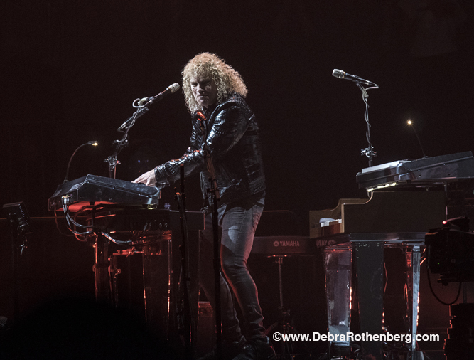 Around NY: Bon Jovi at MSG