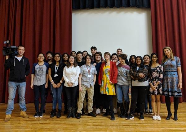 Bound Brook High School Drama Club Chosen To Receive 10000 Grant