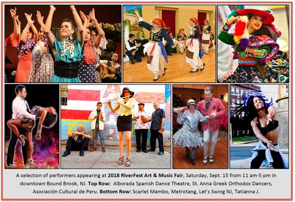Bound Brook's Annual RiverFest Art & Music Fair Returns On Saturday