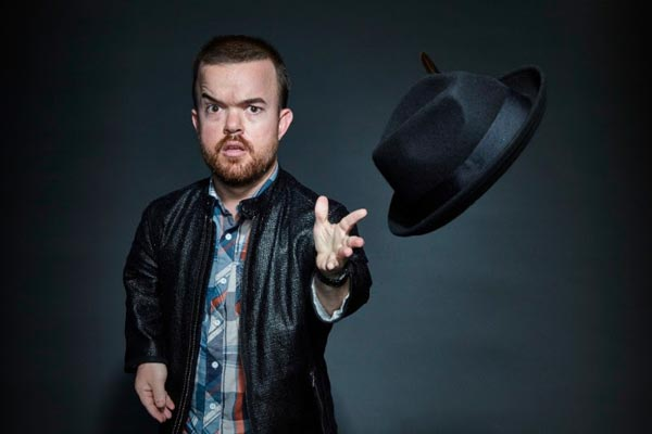 Newton Theatre Presents Brad Williams