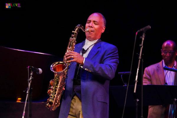 Jazz Saxophonist Don Braden LIVE! at Toms River's Grunin Center