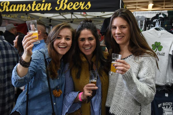 Big Brew Beer Festival Pours into Morristown on March 3rd