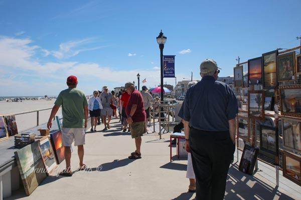 Brigantine Art Walk Scheduled For August 11th