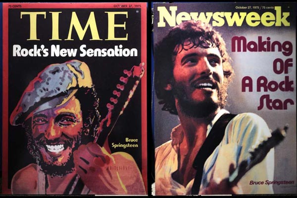 Deconstructing The Myths Of Bruce Springsteen