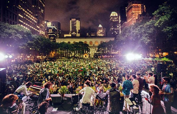 Bryant Park Picnics Announces 2018 Summer Season