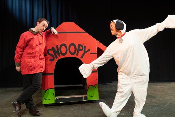 "Montclair Studio Playhouse Presents ""A Charlie Brown Christmas"""