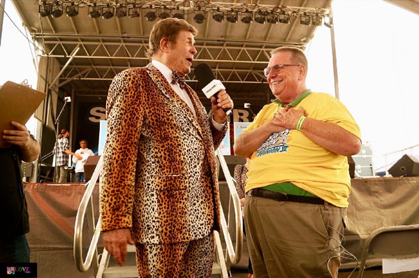 """The Greatest Thing in My Life!"" Cousin Brucie's Palisades Park VI Reunion Concert LIVE! at the NJ State Fair"
