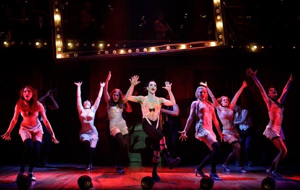 State Theatre Presents Cabaret