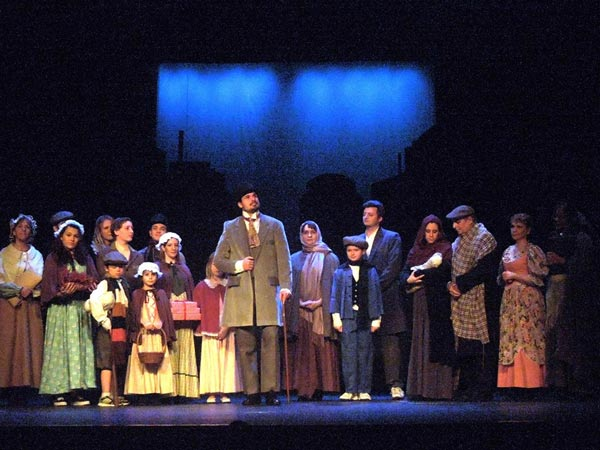 "Playhouse 22 Presents ""A Christmas Carol"""