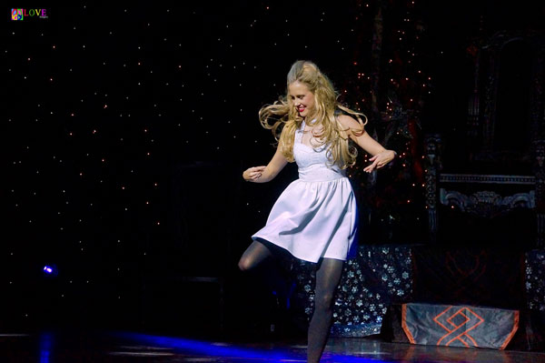 Carol of the King: The Irish Dance Christmas Spectacular LIVE at Toms River's Grunin Center!