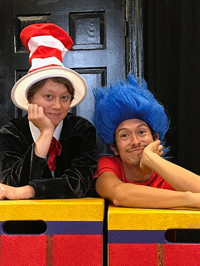 Theatreworks USA and Two Beans Productions Presents 'Cat in the Hat' at MCCC's Kelsey Theatre