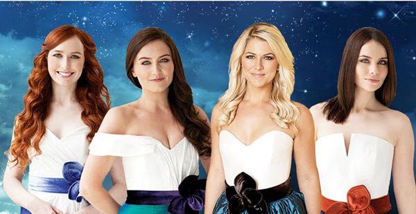 "Celtic Woman Brings ""Homecoming"" Show to NJPAC"