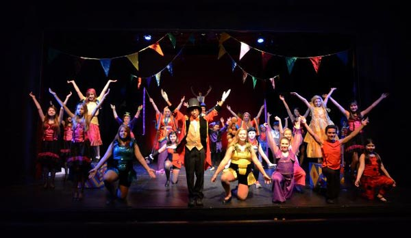 Centenary Stage's Young Performers Workshop presents 2018 Winter Festival of Shows