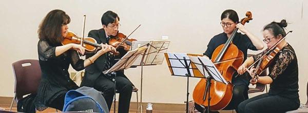 Centenary Stage Presents The NJSO With Una Festa Musicale Italiano