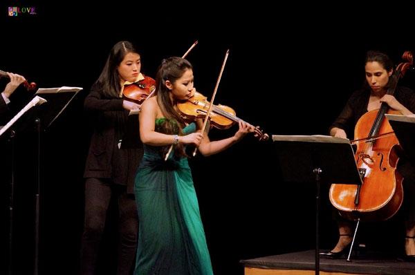 Premier Violinist Sarah Chang LIVE! at Mayo PAC