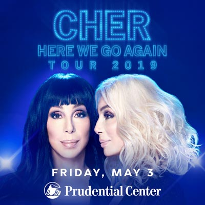 Cher To Perform at Prudential Center