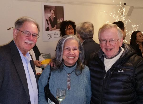 The Community Chest's 85th Anniversary Art Exhibition Reception Draws Crowd to BergenPAC