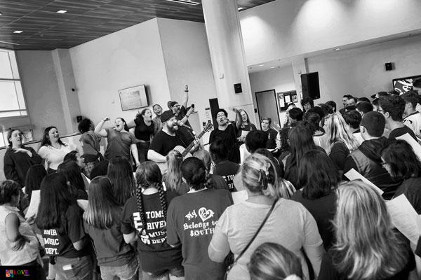 An Experience to Remember: Choir! Choir! Choir! LIVE! at Ocean County College