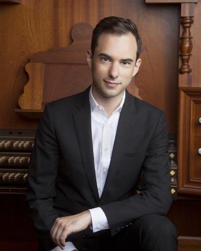 Acclaimed Organist Christopher Houlihan To Perform In Millburn