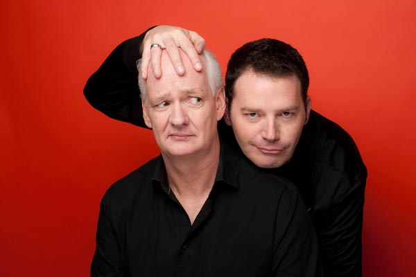 State Theatre New Jersey Presents Colin Mochrie and Brad Sherwood
