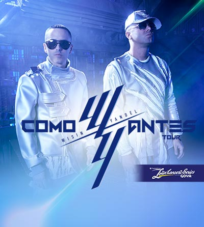 Wisin & Yandel To Perform At Prudential Center