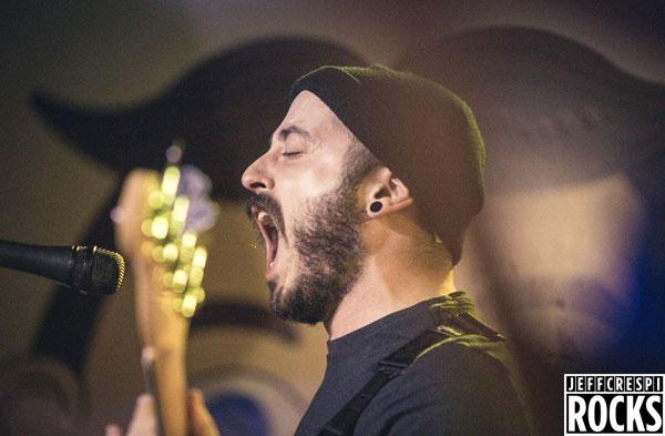 Jeff Crespi Rocks the Shore - Mar 8, 2018