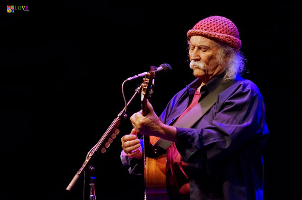 """Crazy Good!"" David Crosby and Friends LIVE! at Mayo PAC"