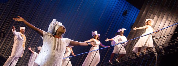 "The 15th Anniversary Revival of ""Crowns"" at McCarter Theatre"
