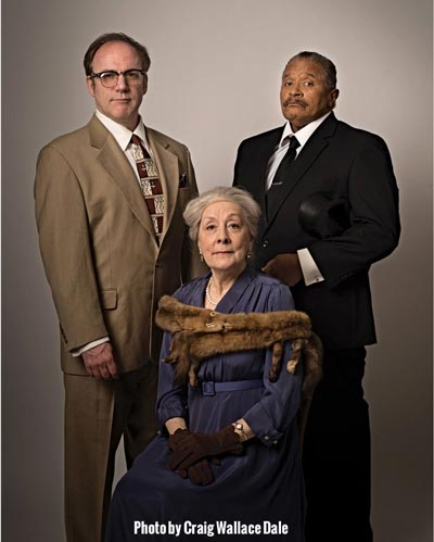 "REVIEW: ""Driving Miss Daisy"" at Mile Square Theatre"