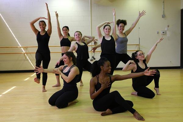 "Mercer Dance Ensemble to Present Myriad Styles in ""Escapades"" Concert"