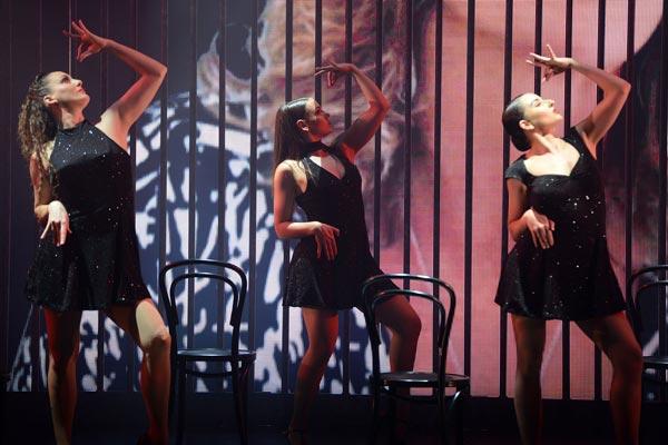 Mayo Presents Dancin' Broadway