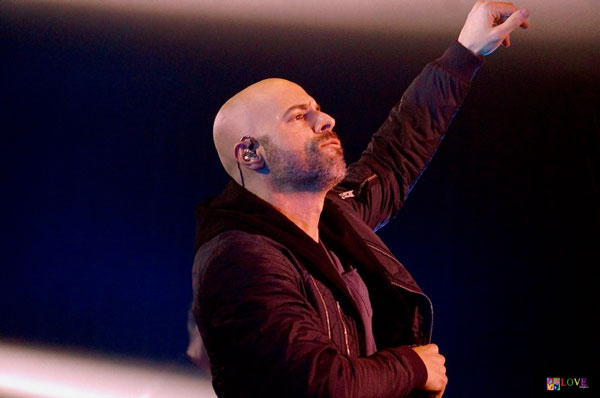 """All I Can Say is WOW!"" Daughtry LIVE! at BergenPAC"