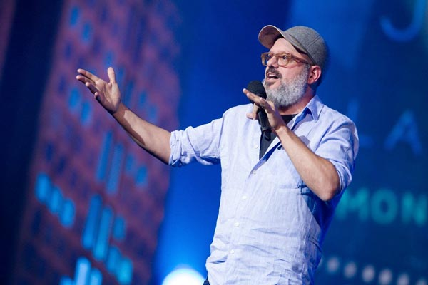 Comedian David Cross To Perform In Asbury Park