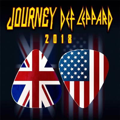 Def Leppard and Journey To Team Up At Prudential Center In Newark