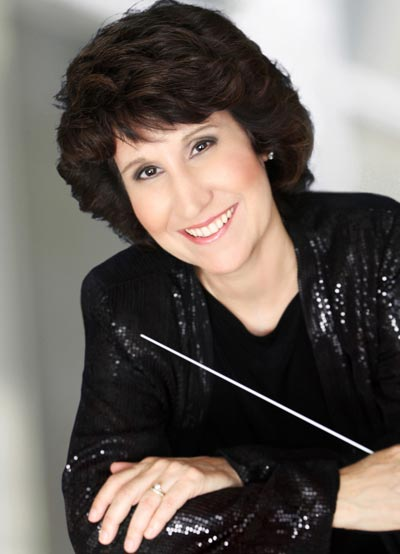 Garden State Philharmonic Names Diane Wittry As Music Director