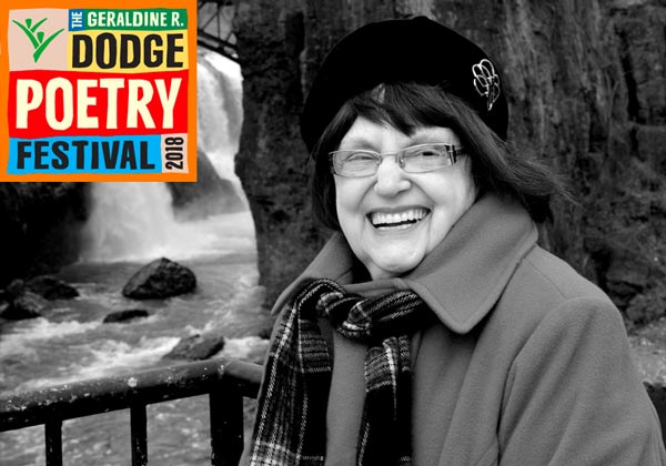 PODCAST: Maria Mazziotti Gillan At The Dodge Poetry Festival