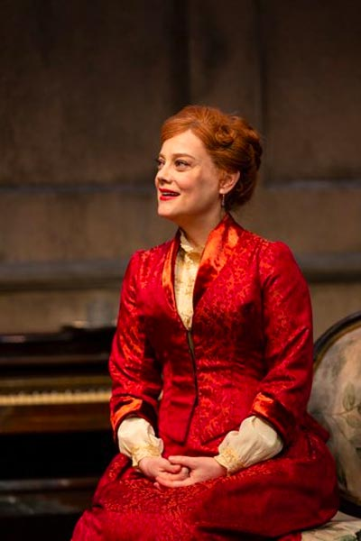 "Betsy Aidem Puts A Woman's Touch On George Street Playhouse's ""A Doll's House, Part 2"""