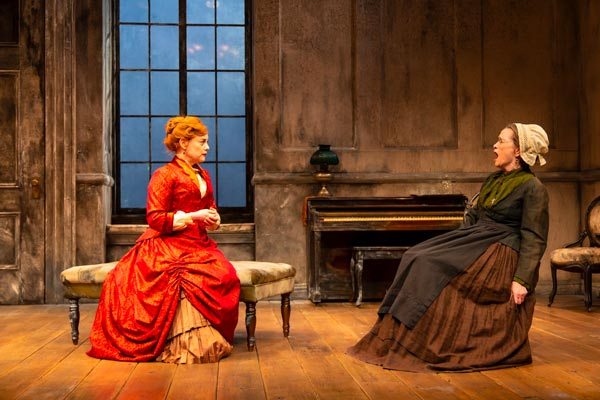 "REVIEW: ""A Doll's House, Part 2"" at George Street Playhouse"