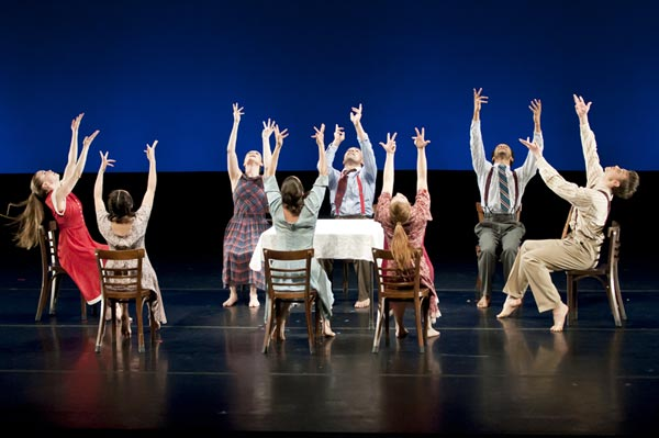 The Legacy of Hope: Carolyn Dorfman Dance at Monmouth University