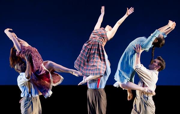 Carolyn Dorfman Dance To Perform At Monmouth University on Feb 25