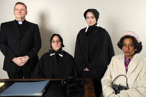 """The Barn Theatre in Montville Presents """"Doubt"""""""
