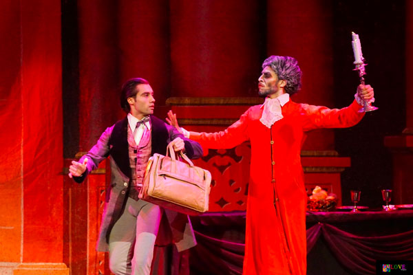 Dracula: The Atlantic City Ballet LIVE! at Lakewood's Strand Theater