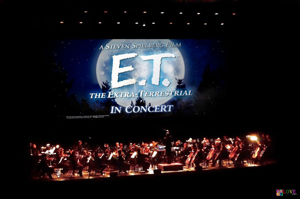 E.T. The Extra-Terrestrial with the NJSO LIVE! at New Brunswick's State Theatre