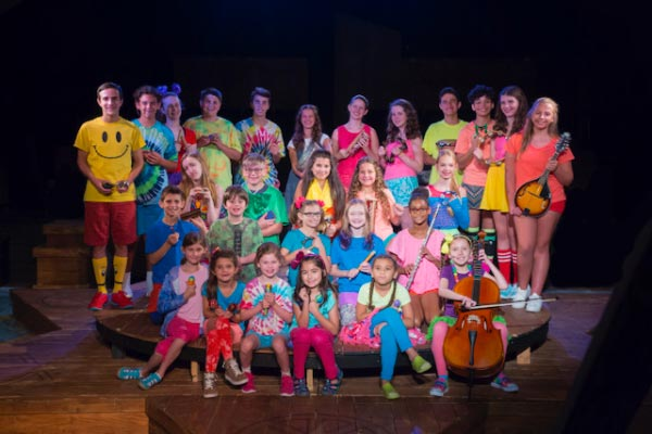 Eagle Theatre Conservatory To Hold Audition Workshop On April 15th