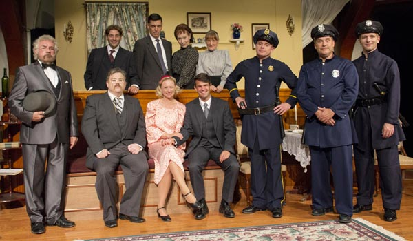 "East Lynne Theater's ""Arsenic and Old Lace"" Is Breaking Records"