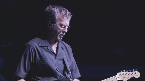 Eric Clapton To Play Shows at MSG