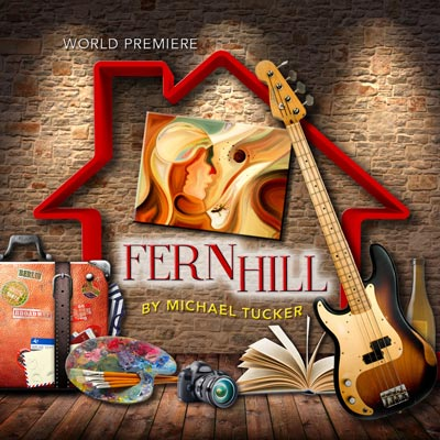 "NJ Rep Presents The World Premiere of ""Fern Hill"" by Michael Tucker"