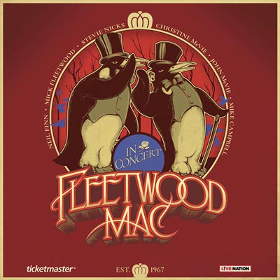 Fleetwood Mac To Perform At Prudential Center