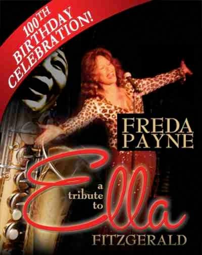"Centenary Stage Company Presents ""Freda Payne: A Tribute To Ella Fitzgerald"""