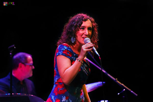 """She Makes You Believe!"" Gabrielle Stravelli LIVE! at the Grunin Center"